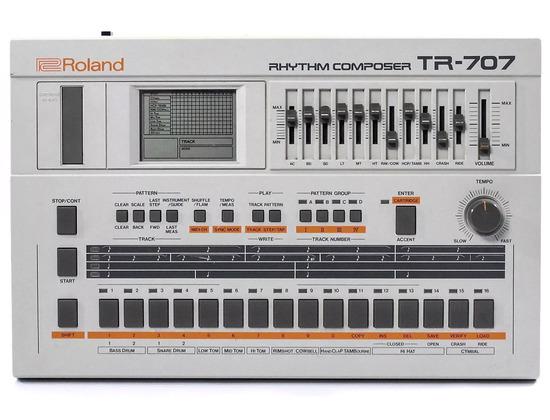 Roland TR-707 Rhythm Composer