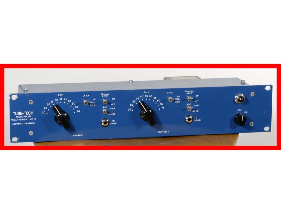 Tube-Tech MP-1A