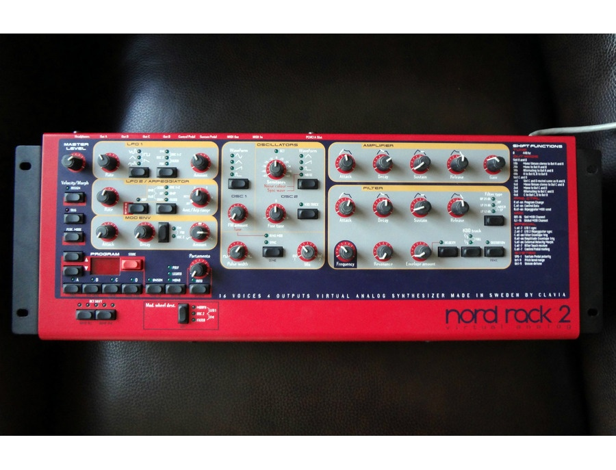 Clavia Nord Rack 2