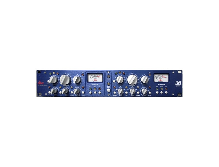 DBX 160S Stereo Compressor/Limiter
