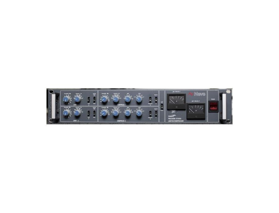 Neve 33609C Stereo Limiter/Compressor
