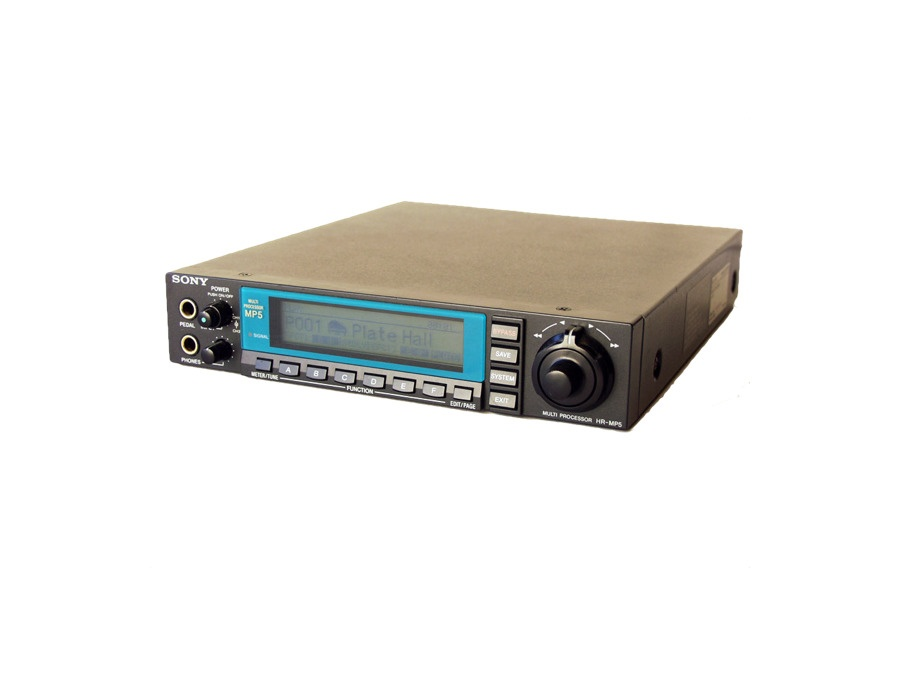 Sony HR-MP5 Stereo Multi Effects Processor