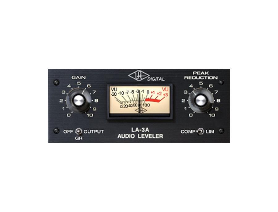 Universal Audio Teletronix LA-3A Classic Audio Leveler Plugin