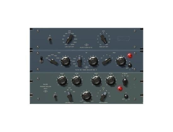 Universal Audio Pultec Passive EQ Plug-In Collection