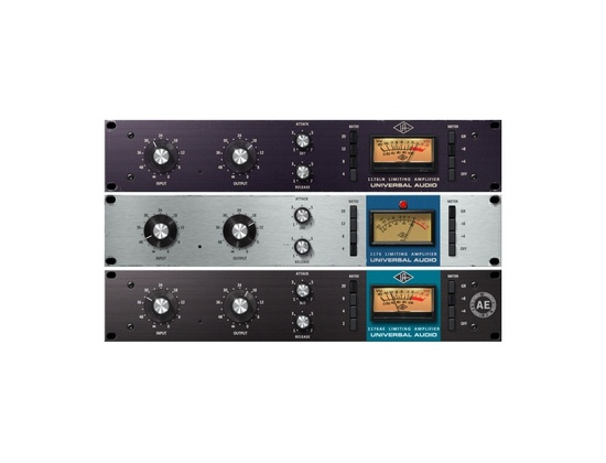 Universal Audio 1176 Classic Limiter Plugin Collection