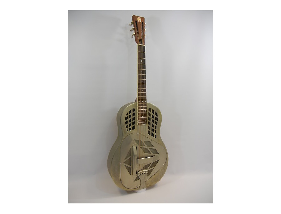 Republic tri cone resonator guitar xl