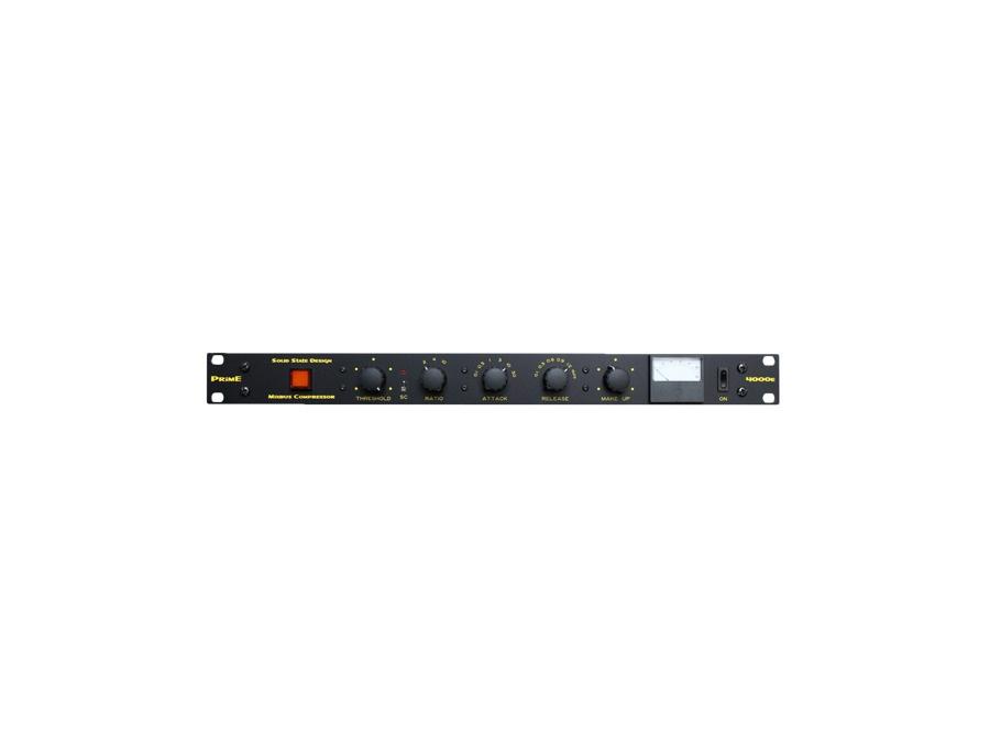 Prime 4000E Solid State Mixbus Compressor