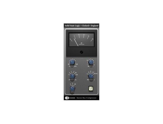 Duende Solid State Logic (SSL) Buss Compressor