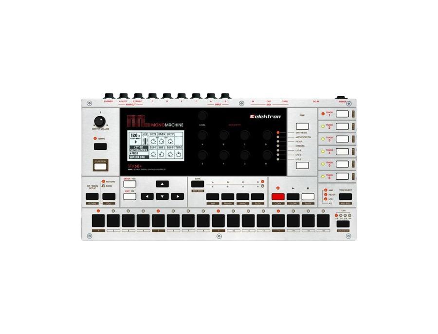 Elektron Monomachine SFX60+ Sound Generator