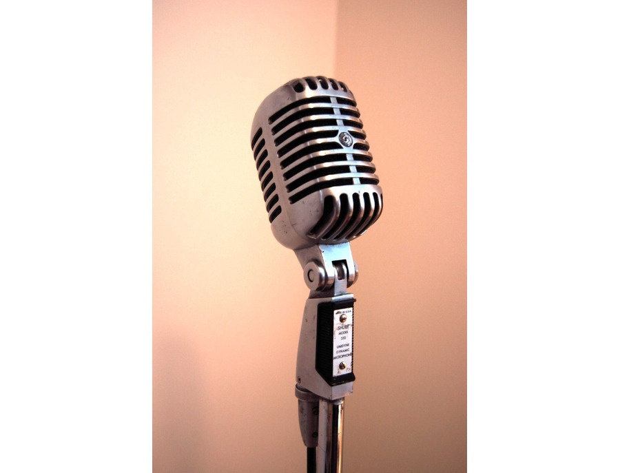 Shure 55S Unidyne Dynamic Microphone