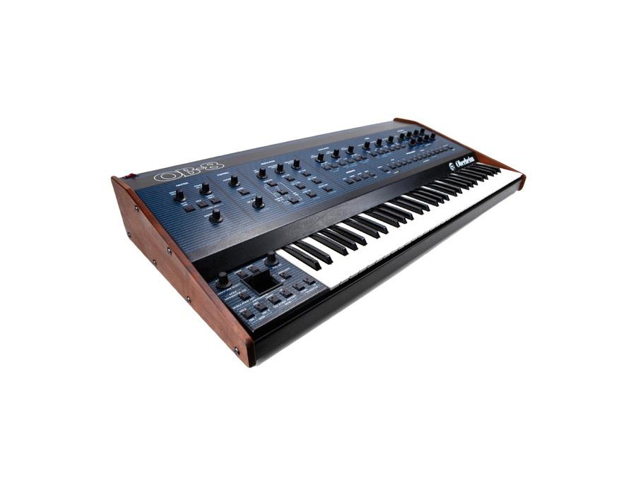 Oberheim ob 8 synthesizer xl