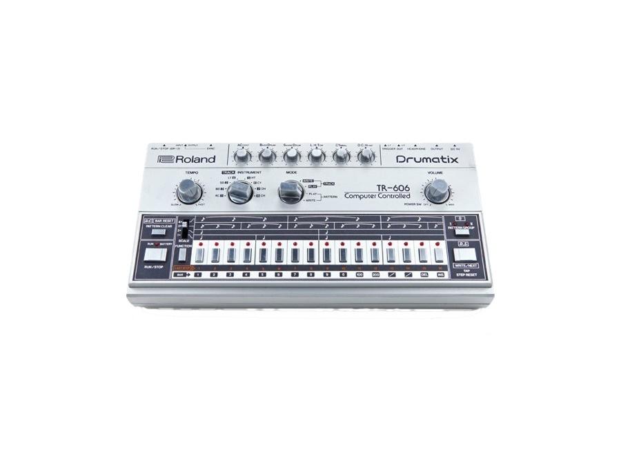 Roland tr 606 drumatix xl