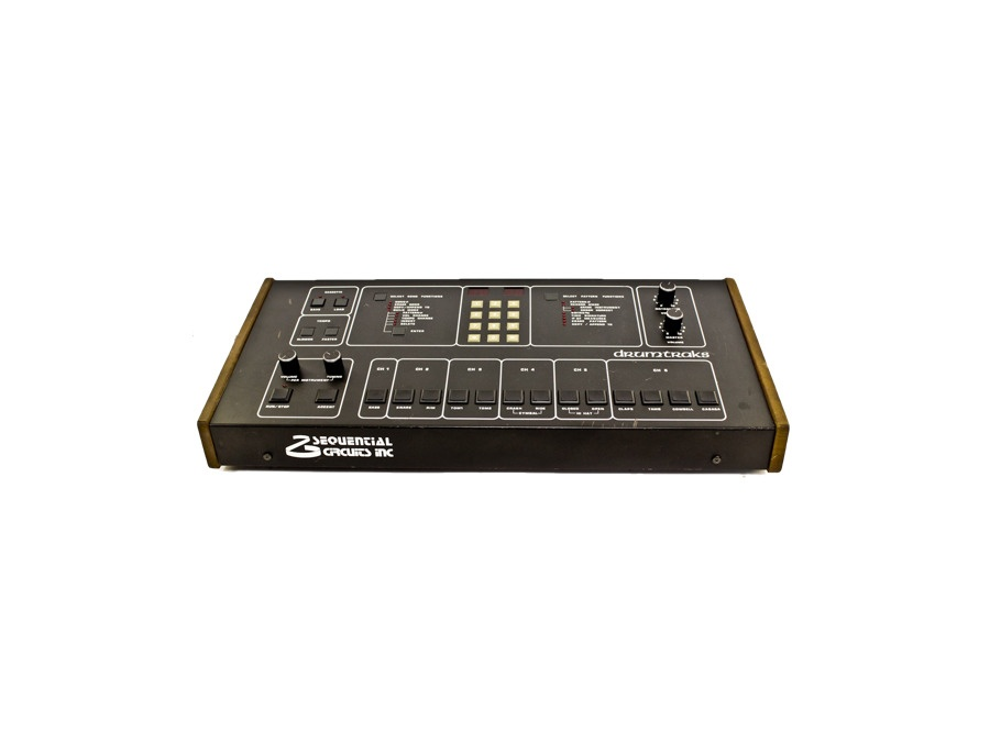 Sequential circuits drumtraks xl