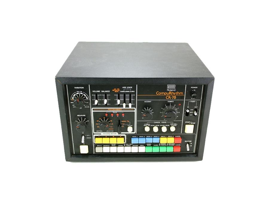 Roland CompuRhythm CR-78