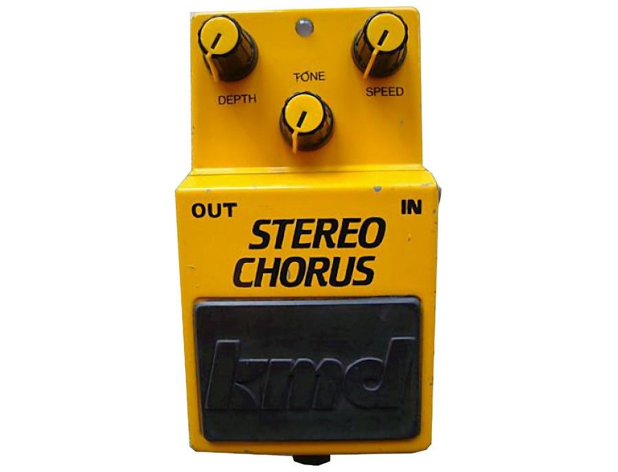 Kmd stereo chorus xl