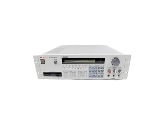 Akai s950 MIDI Digital Sampler