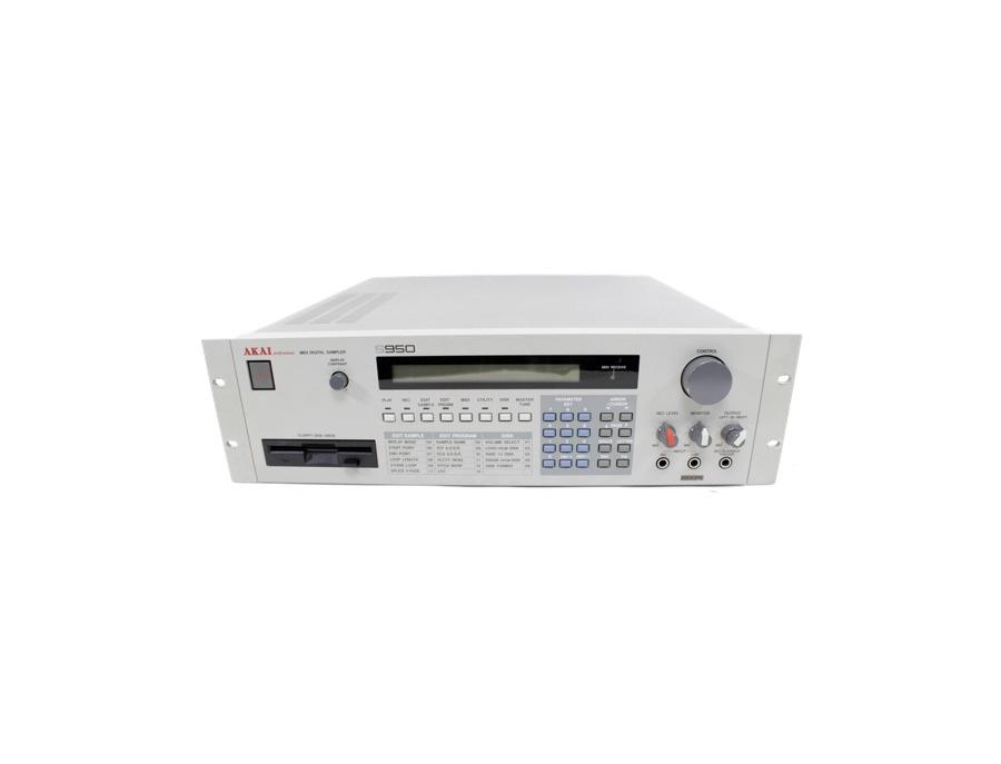 Akai s950 midi digital sampler xl