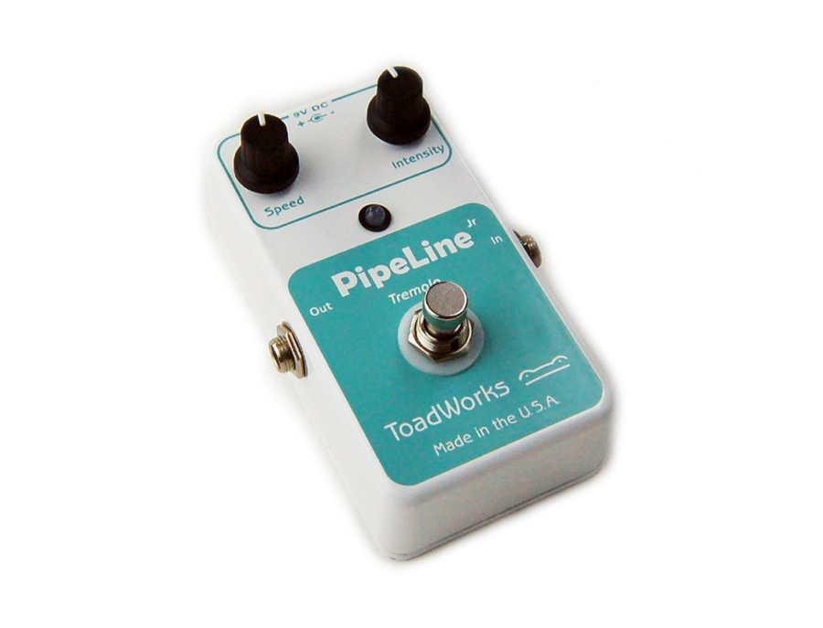 ToadWorks Pipeline Jr Tremolo Pedal