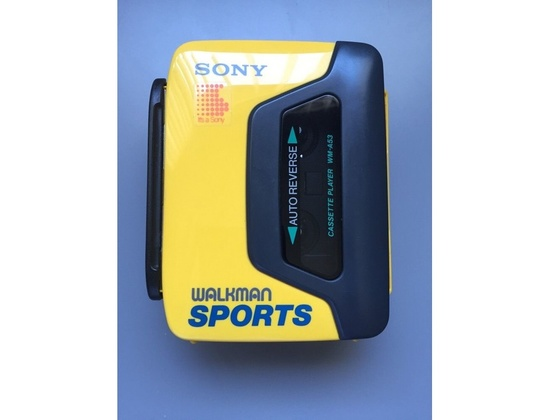 Sony Walkman Cassette Player WM-A53