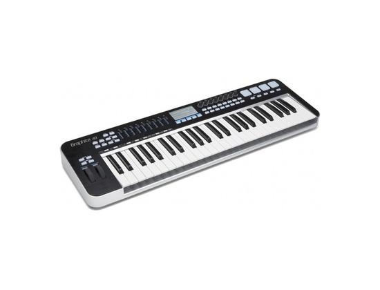Samson Graphite 49 USB MIDI Keyboard Controller