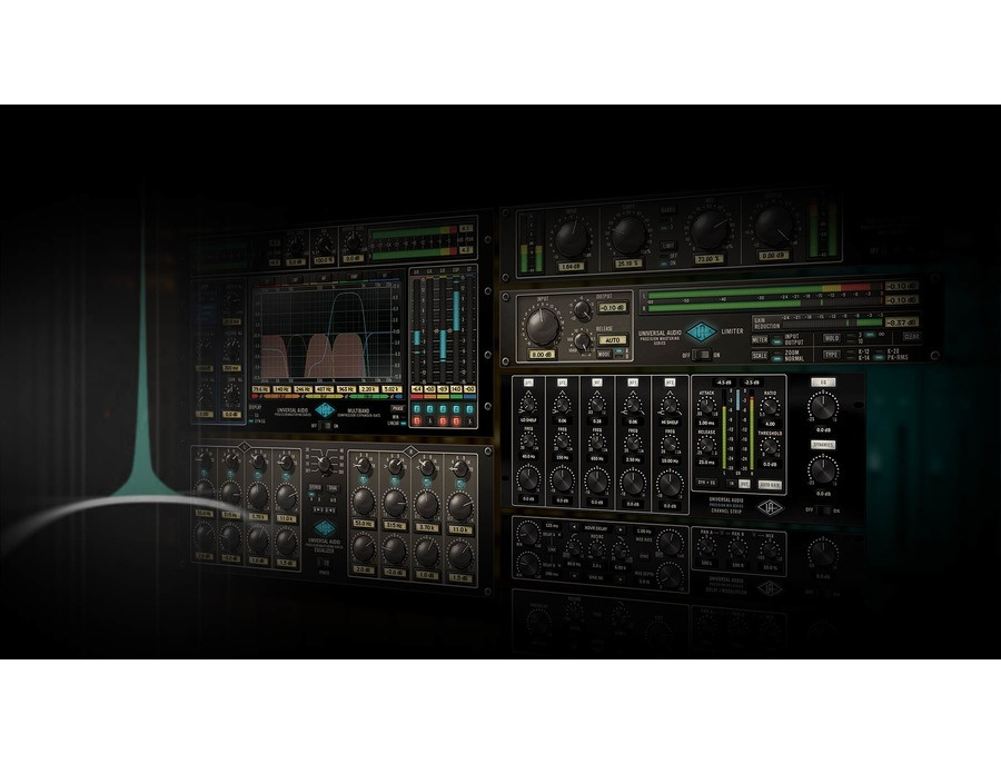 Uad precision mix rack collection xl