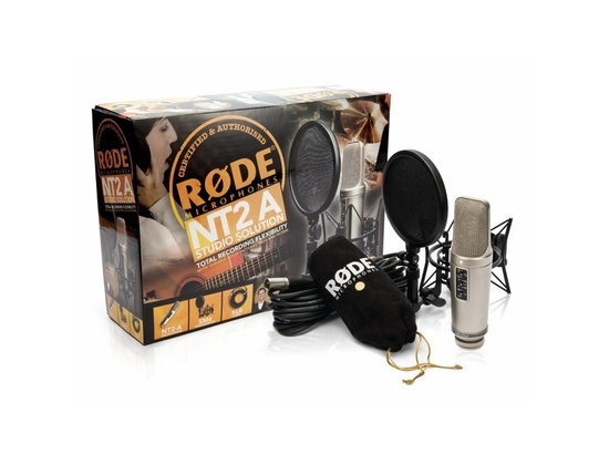 Rode NT2-A Studio Solution