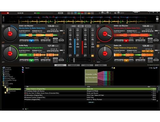 Atomix Productions Virtual DJ