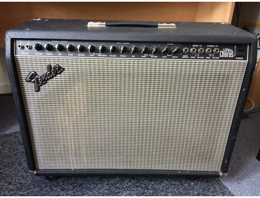 Fender ultra chorus xl