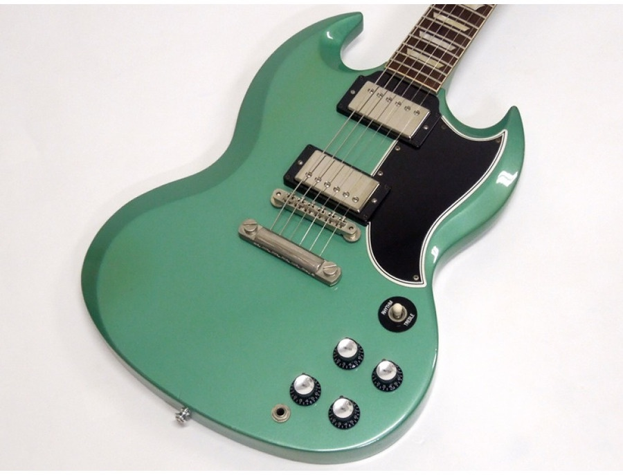 Gibson Sg Inverness Green Reviews Amp Prices Equipboard 174
