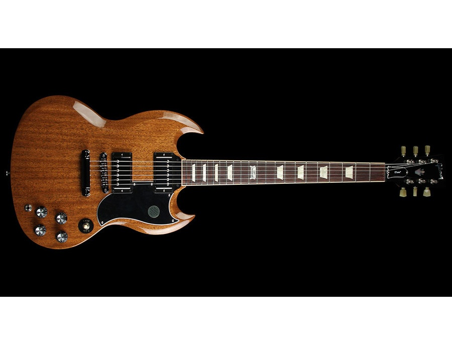gibson sg standard walnut reviews prices equipboard. Black Bedroom Furniture Sets. Home Design Ideas