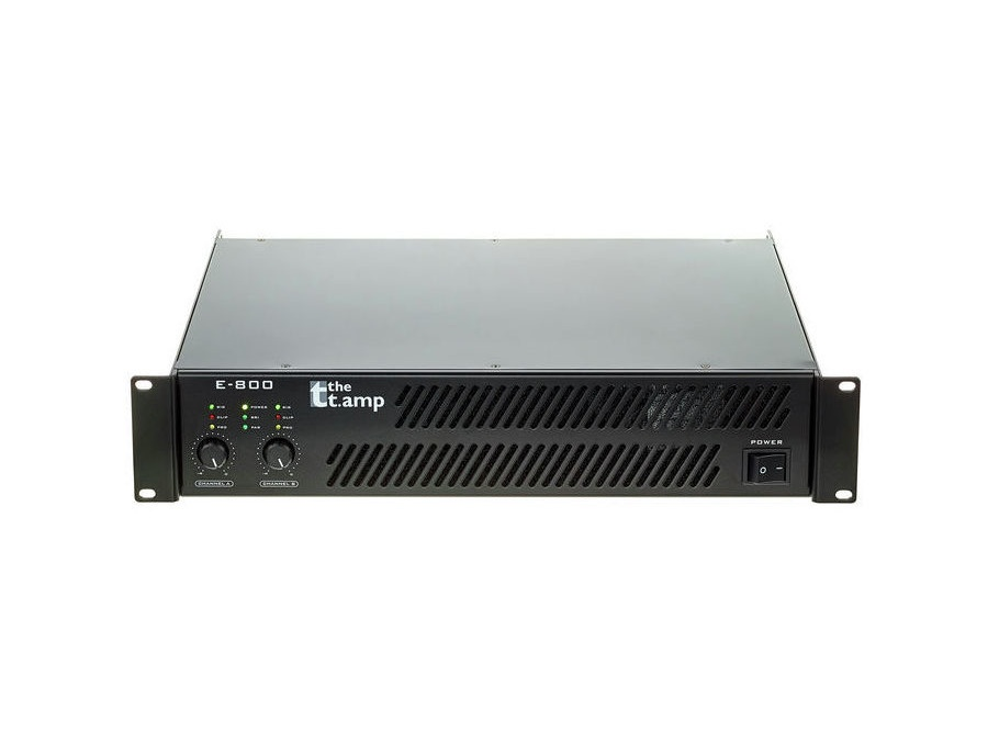 The t amp e 800 xl