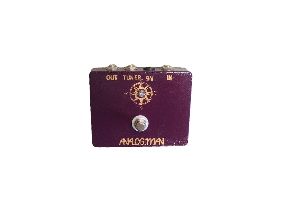 Analog Man Raconteurs Custom Tuner Mute Box