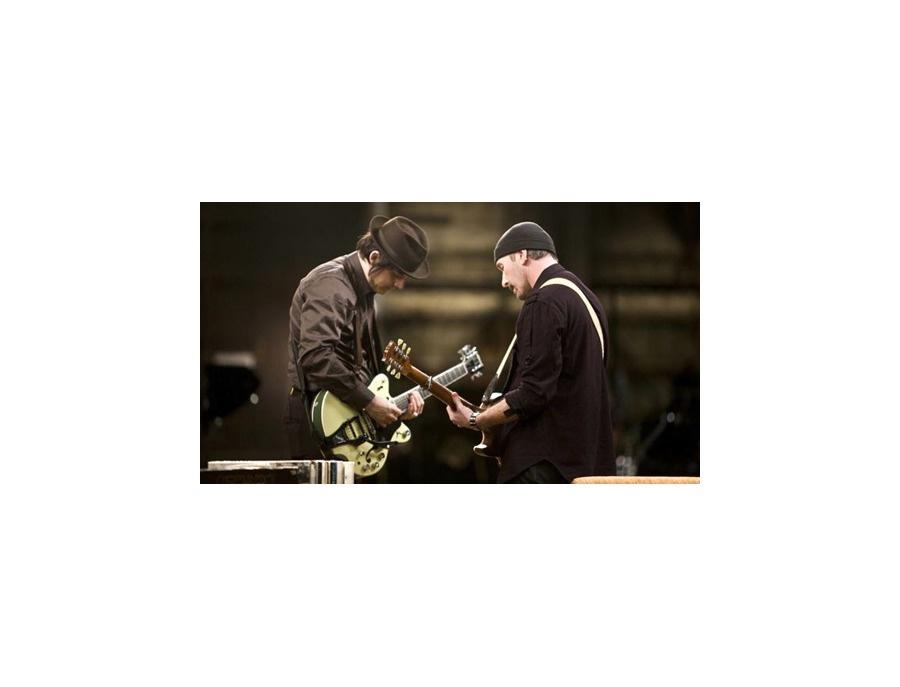 Parsons Guitars The Green Machine