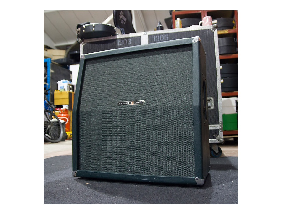 Trace elliot 4x12 v30 guitar cabinet speaker xl