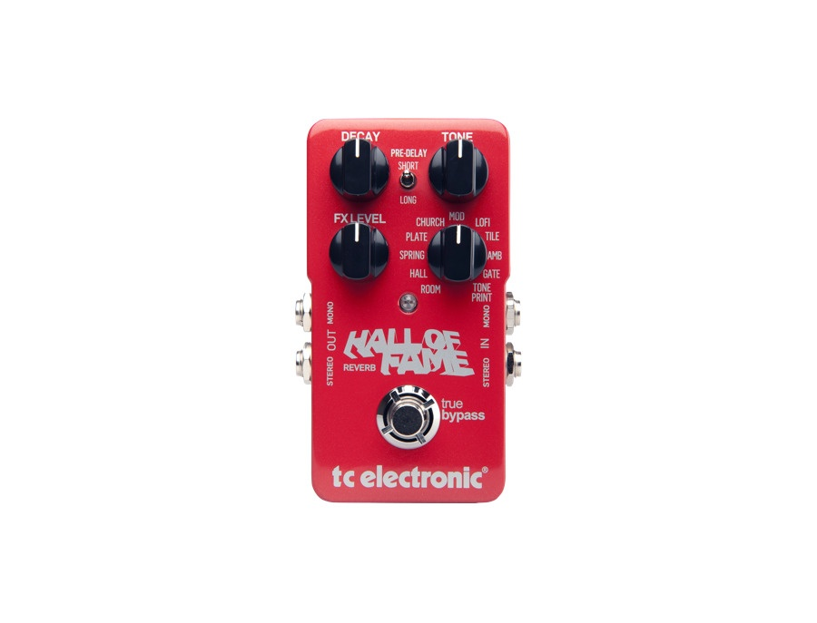 Tc electronic hall of fame reverb xl