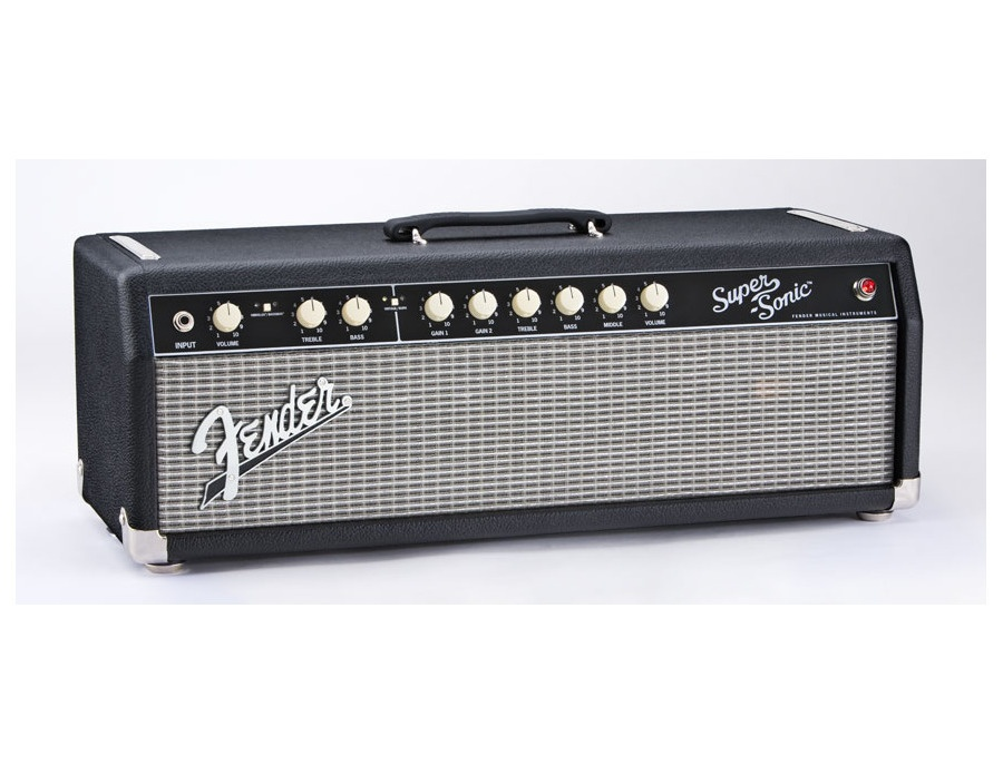 Fender Supersonic 60w Head