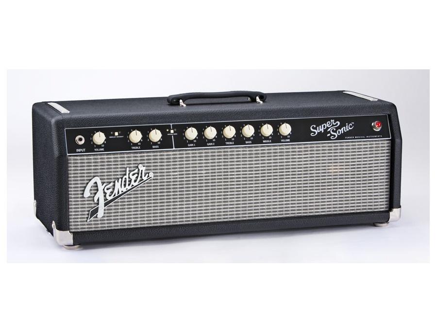 Fender Supersonic 60w Head