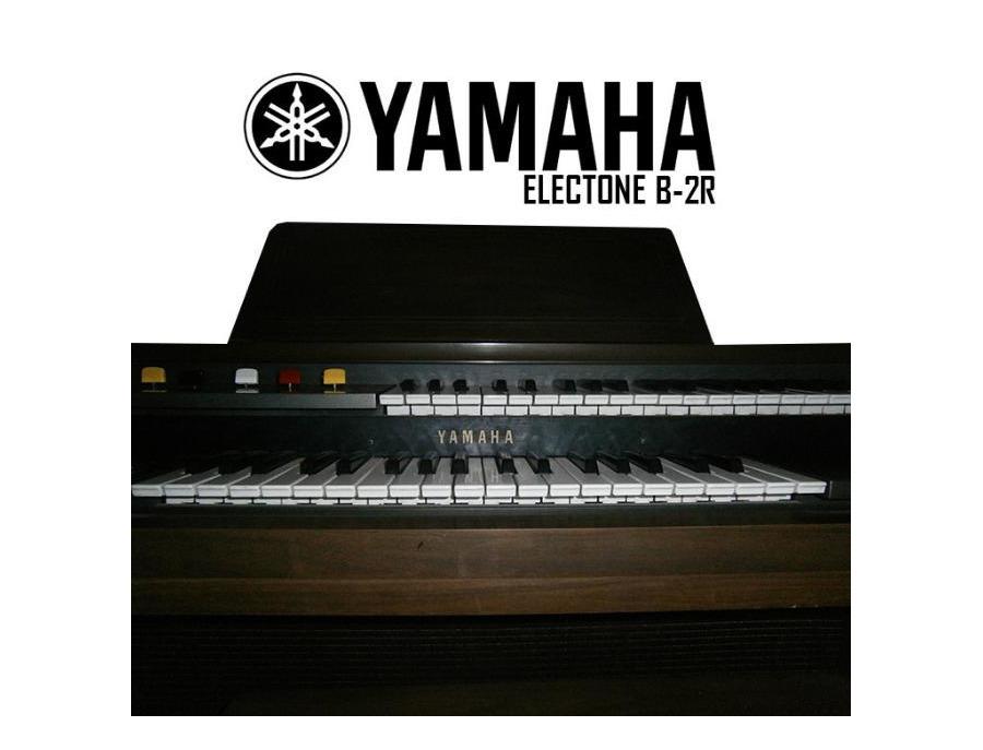 Yamaha electone b 2r xl