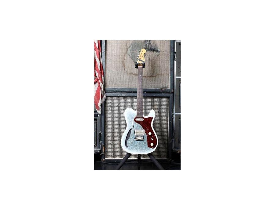 Echopark Blue Rose Electric Guitar