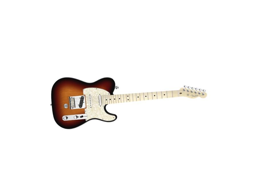 Fender american nashville b bender tele electric guitar xl