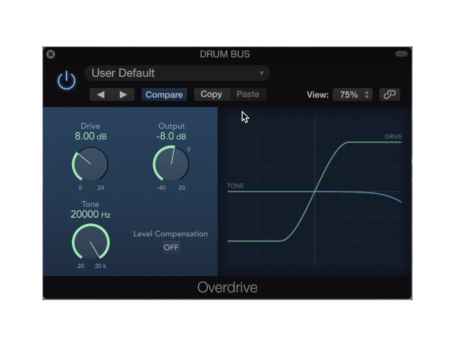 Logic pro overdrive plugin xl