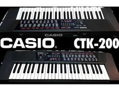 Casio ctk 200 s