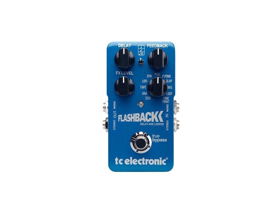 Tc electronic flashback delay xl
