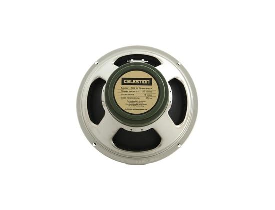 """Celestion G12M Greenback 12"""" 25-Watt Speaker 8 Ohm"""