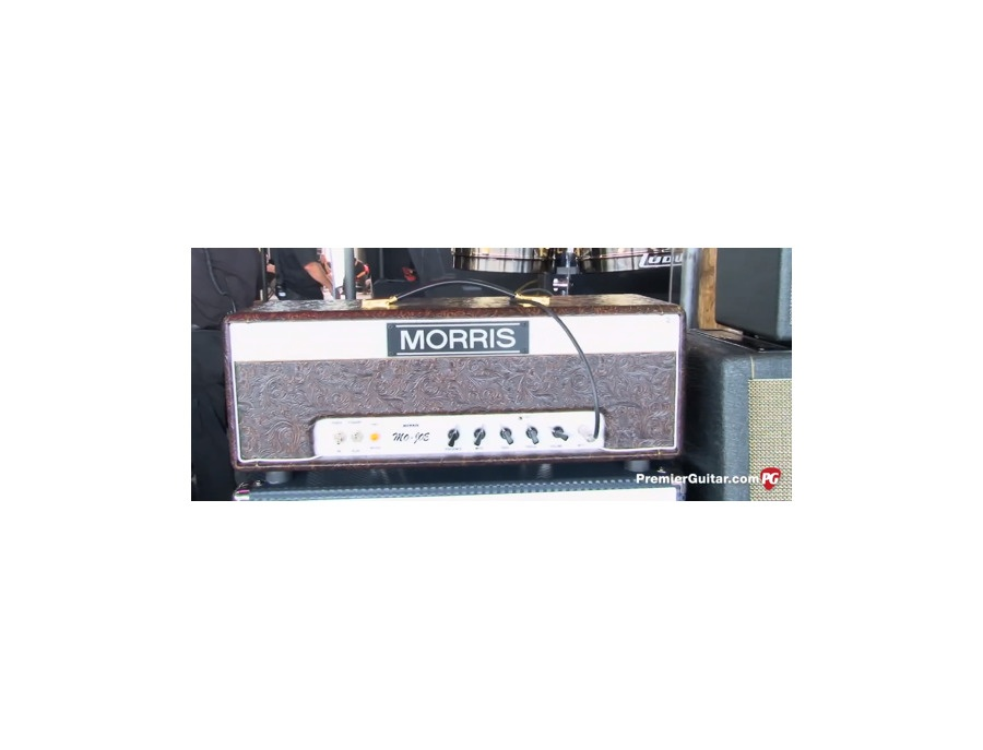 Morris Mo-Joe Custom Shop Amp