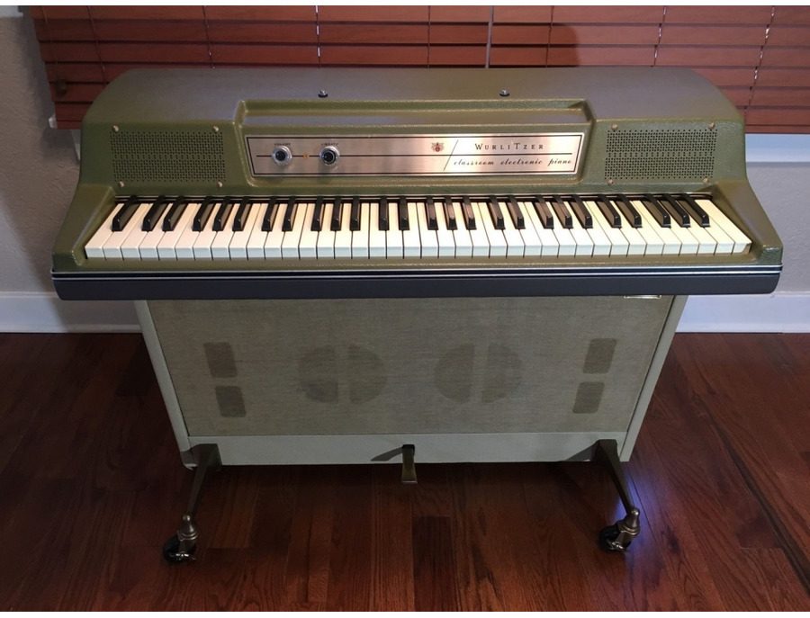 Wurlitzer 214 electric piano xl
