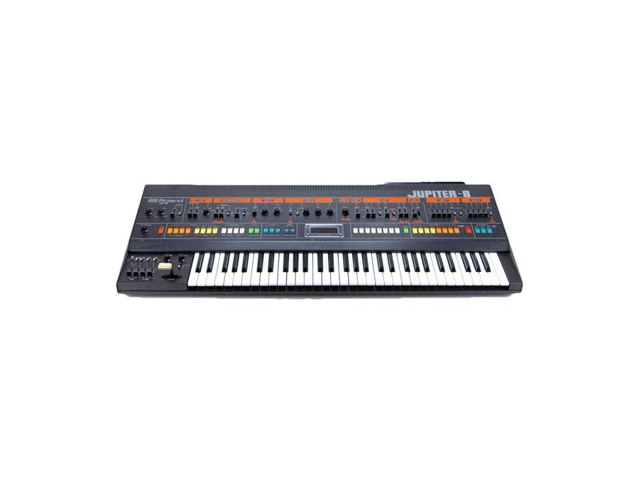 Roland jupiter 8 synthesizer xl