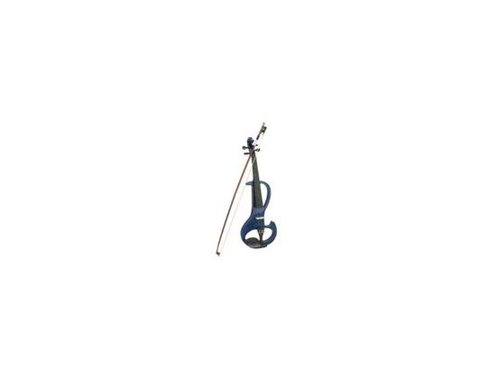 Pro Blue Electric Violin