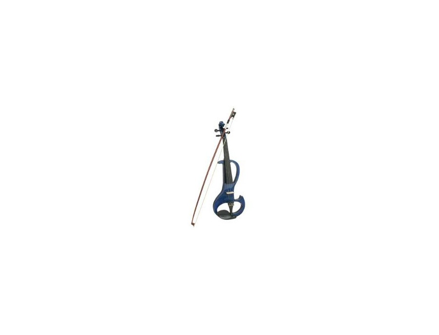 Pro Blue Electric Violin