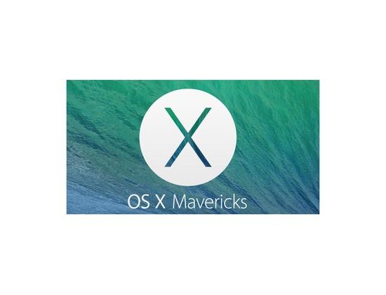 Apple OS X Mavericks